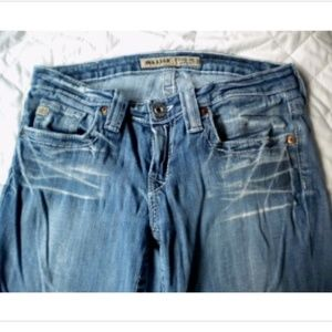 Big Star Casey K Bootcut Stretch Jeans 27 x 31